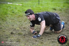 Spartan Sprint 2017 Barb Wire 2