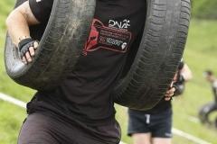 Spartan Sprint Tyre Carry