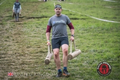 Spartan Sprint Farmers Walk