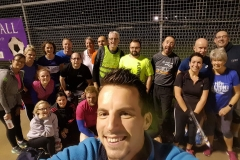 Tuesday bootcamp selfie