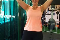 Andrea hits the 20kg lost weight
