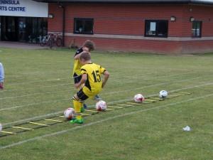 HOLBROOK HORNETS FC